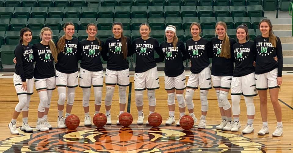 2020-21 Lady Tiger Basketball