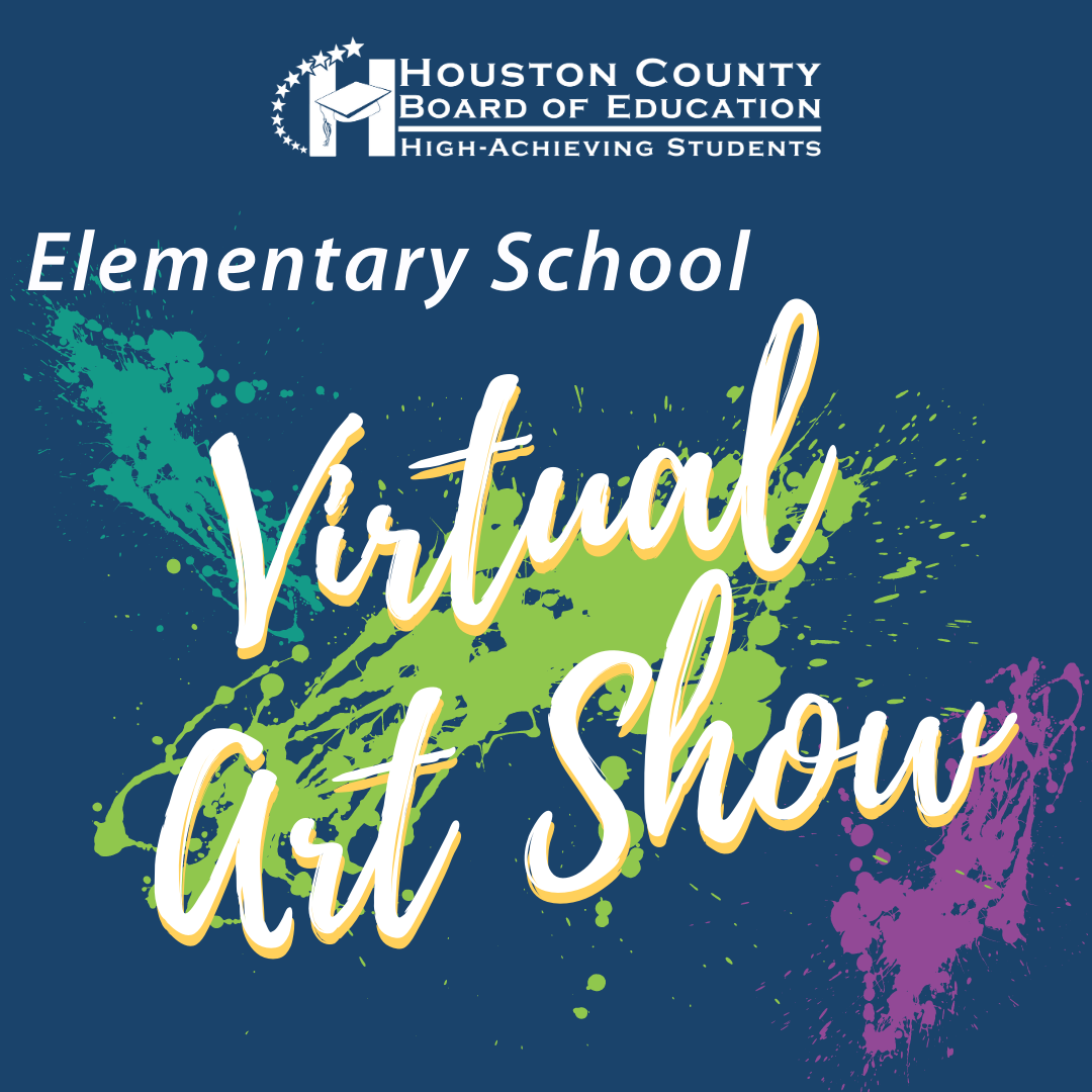 Elementary School Virtual Art Show