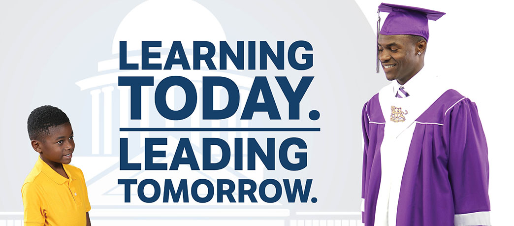 Learning Today Leading Tomorrow