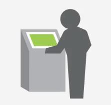 kiosk registration