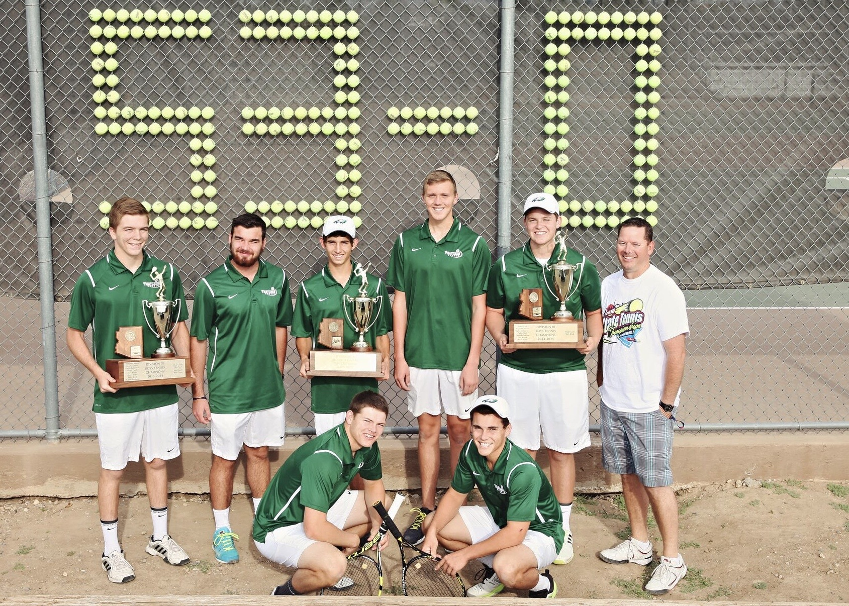 Tennis State Champs