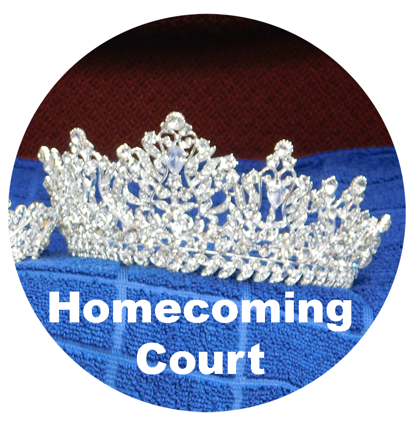 HOMECOMING COURTS