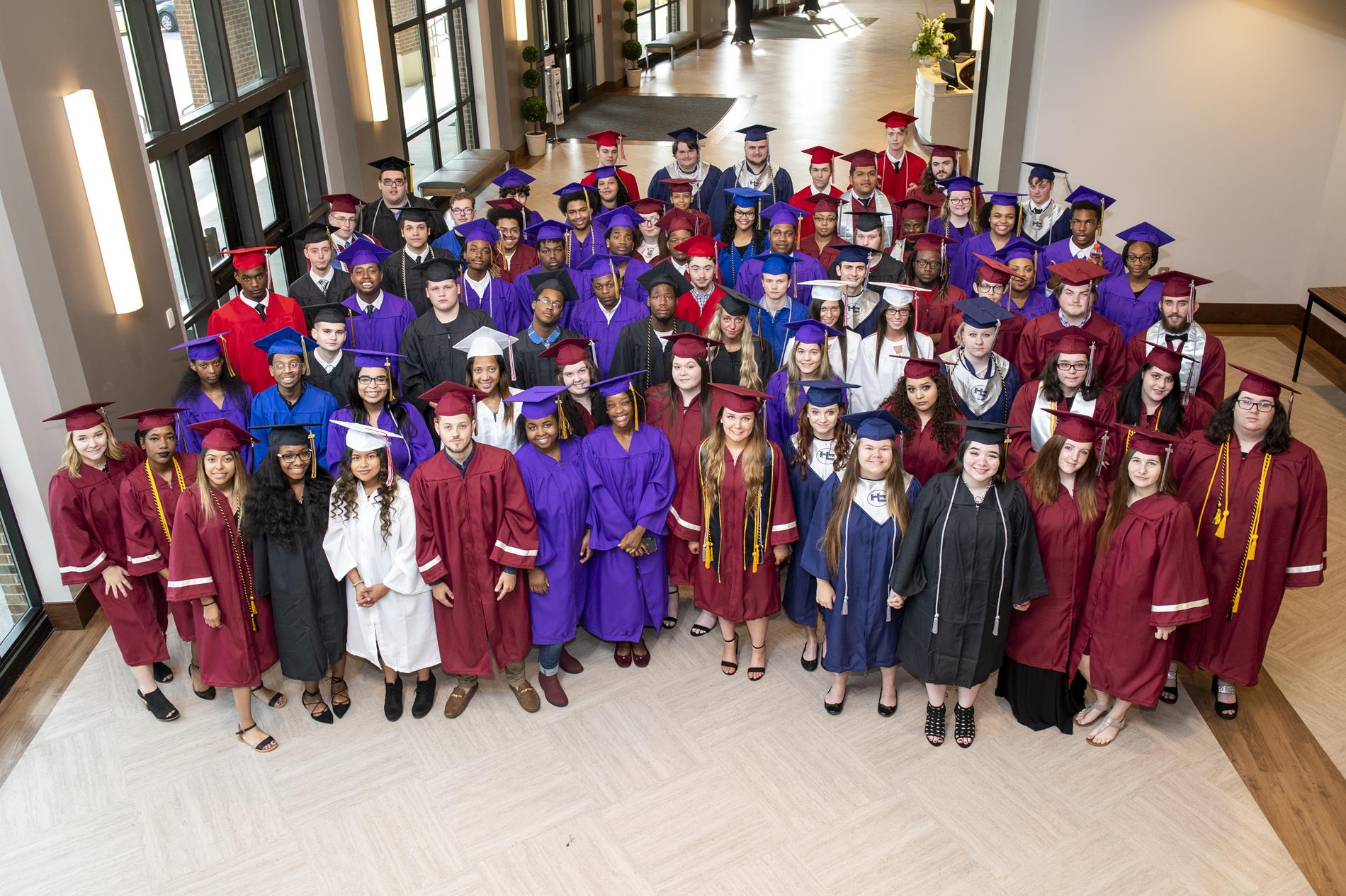 12 for Life's Class of 2019 graduates