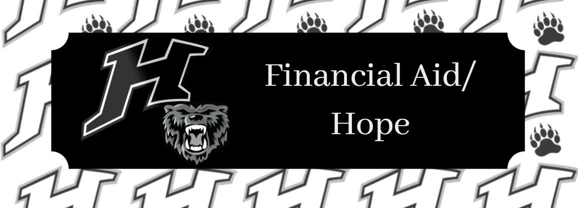 Financial Aid and Hope