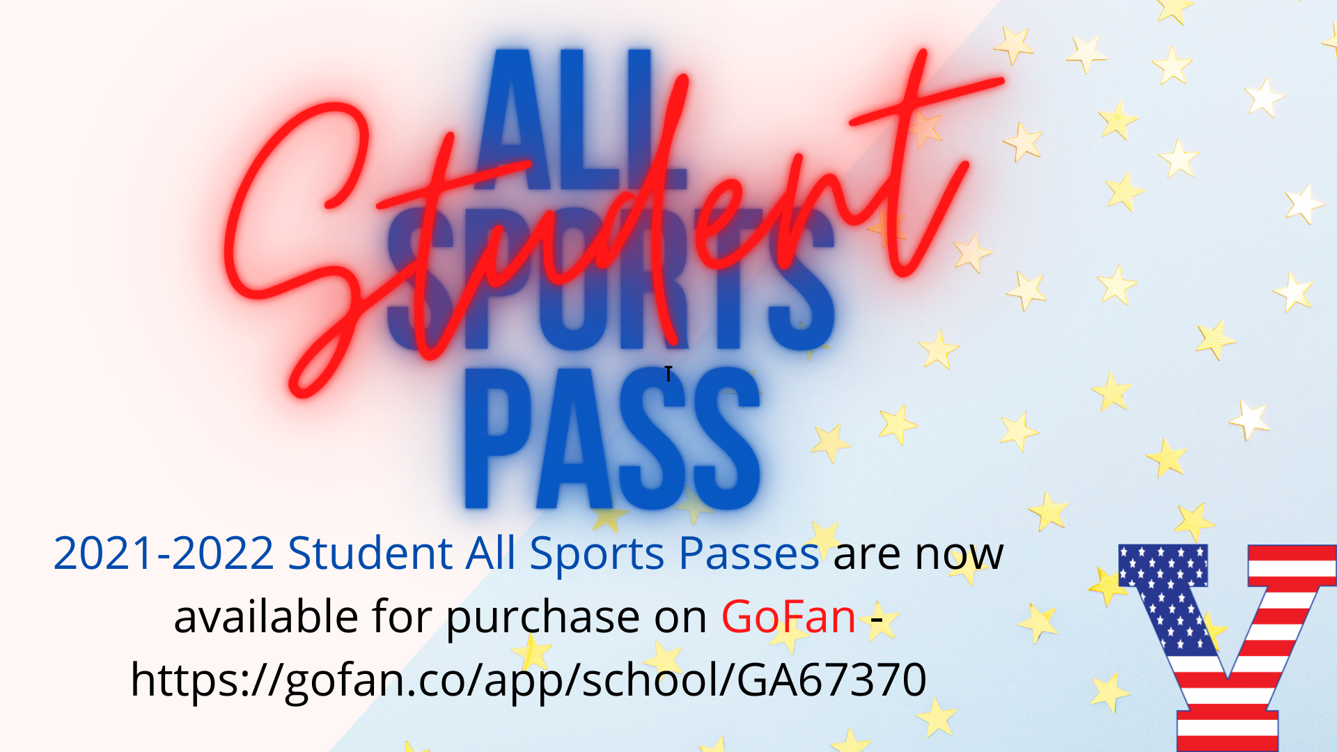 Student All Sports Pass 2021-2022