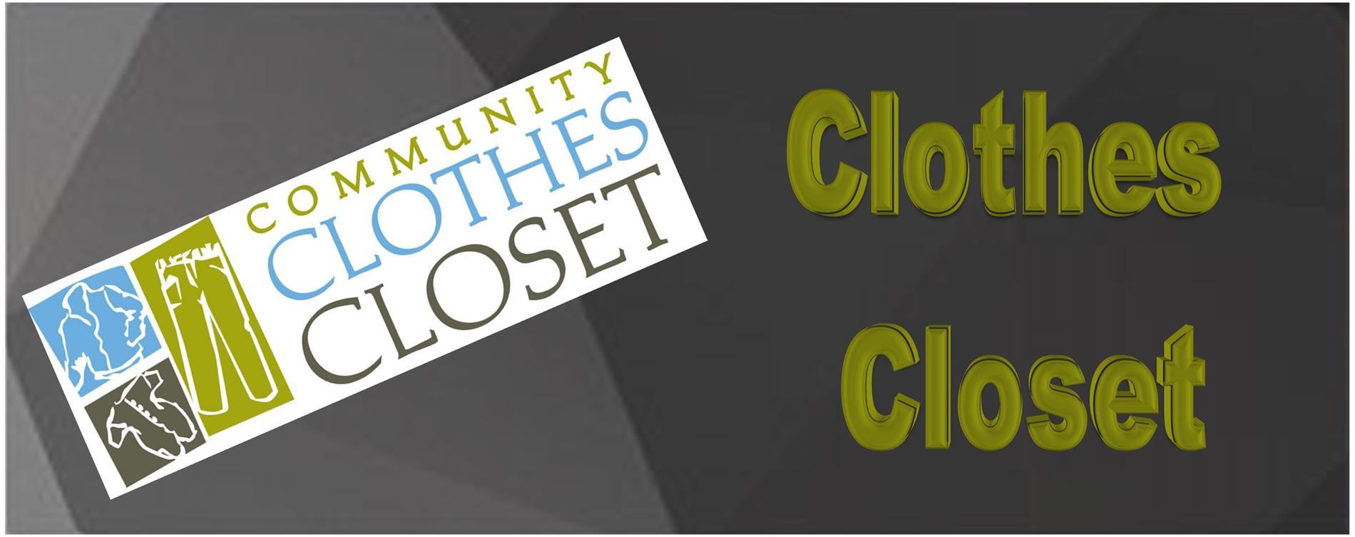 clothes closet header