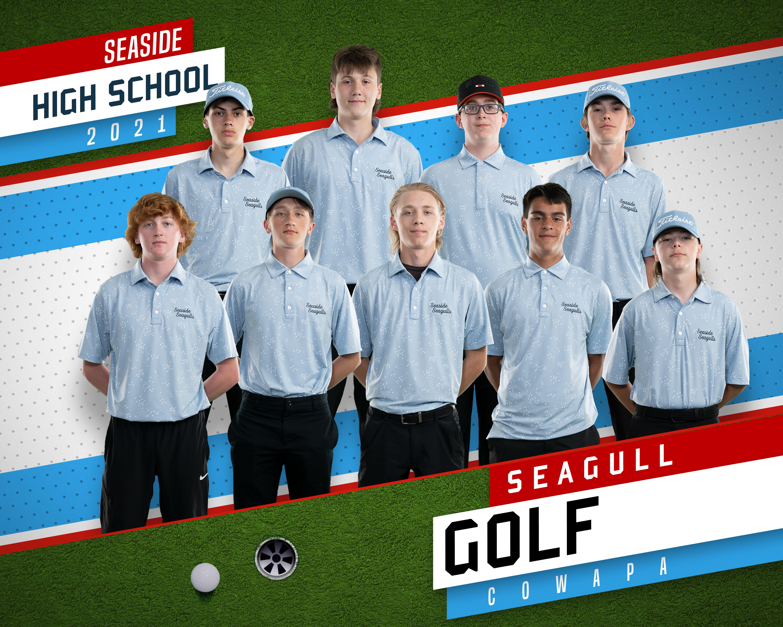 boys golf 2020/2021