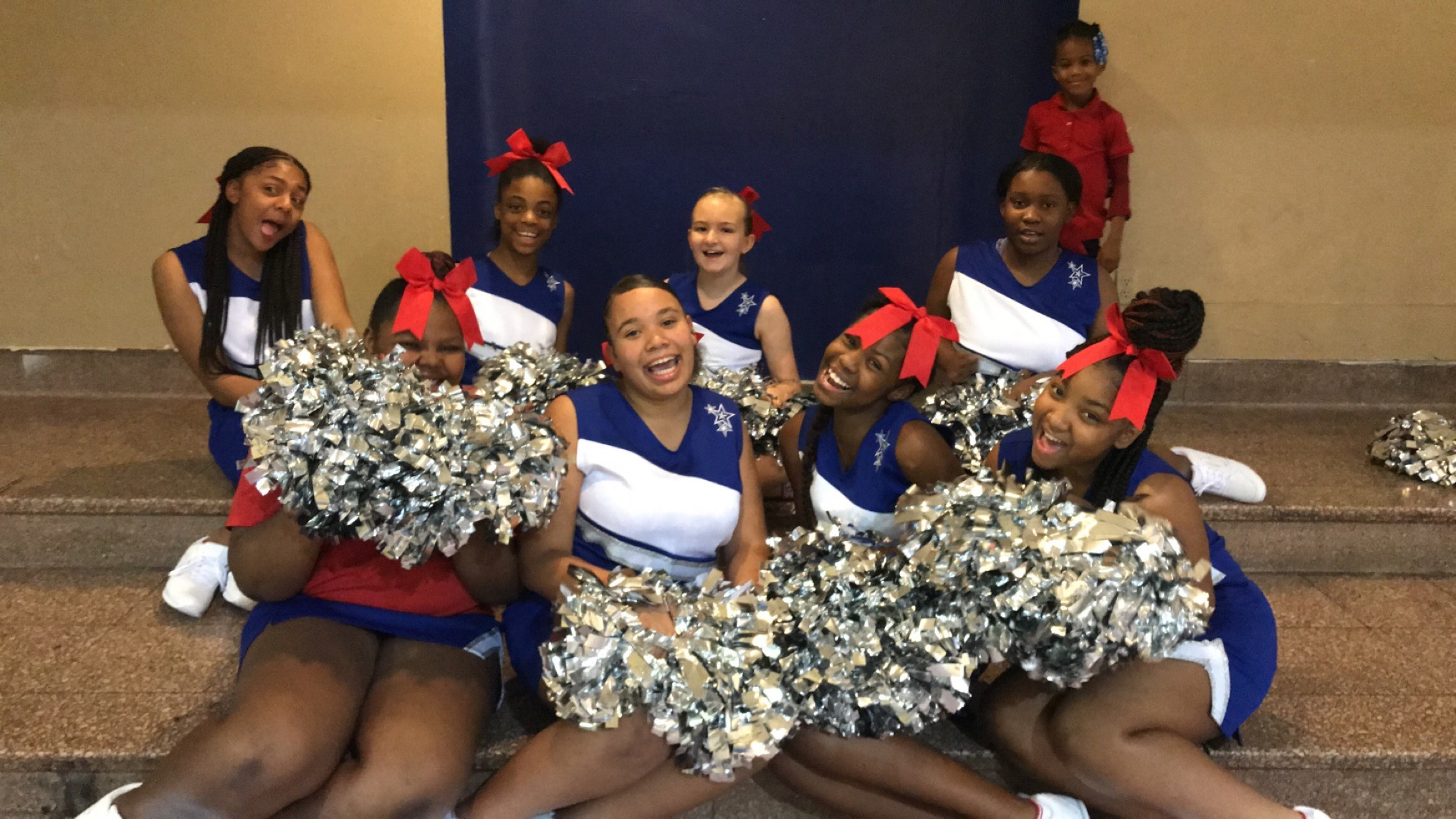 Funny Faces CDCS Cheer 2019-2020
