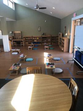 Pond Classroom 2