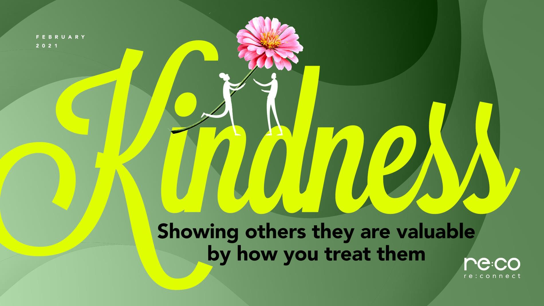 February 2021-Kindness