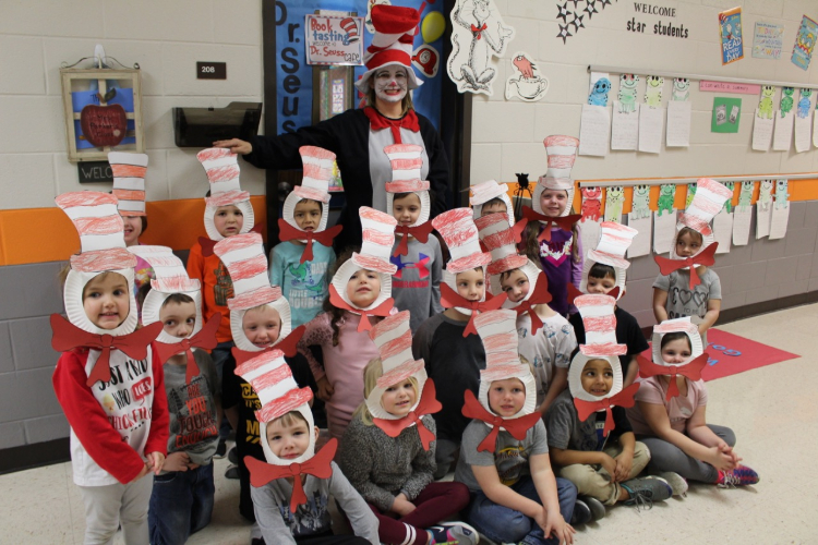 Brown Elem - Dr. Seuss and Read Across America