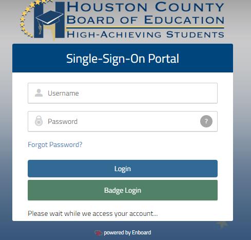 SSO Portal
