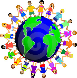 Children Around World Logo