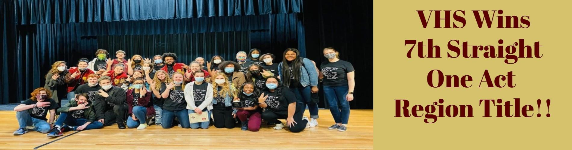 One Act Play Cast & Crew