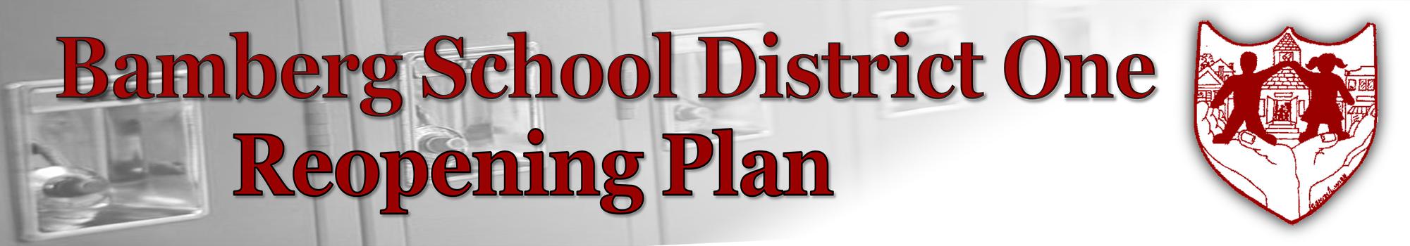 School Reopening Header