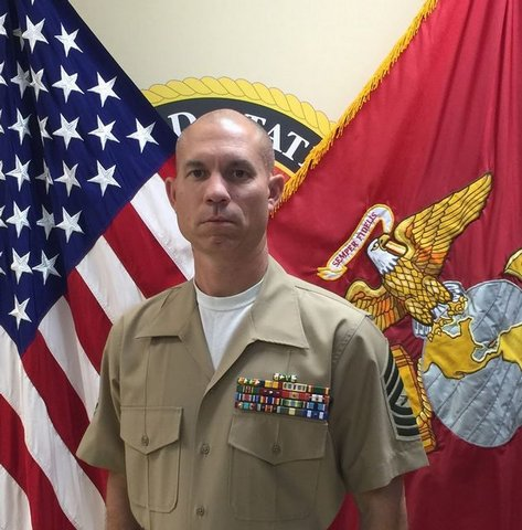 Master Sergeant Alvin Thompson