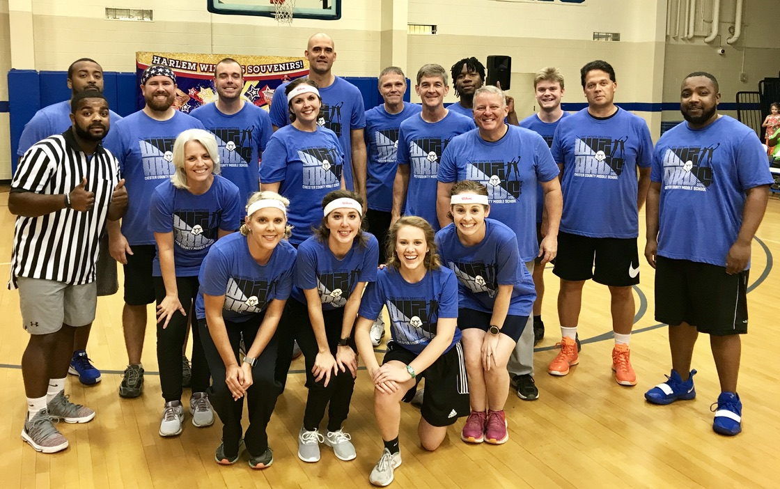 CCMS Community Team to Play against the Harlem Wizards