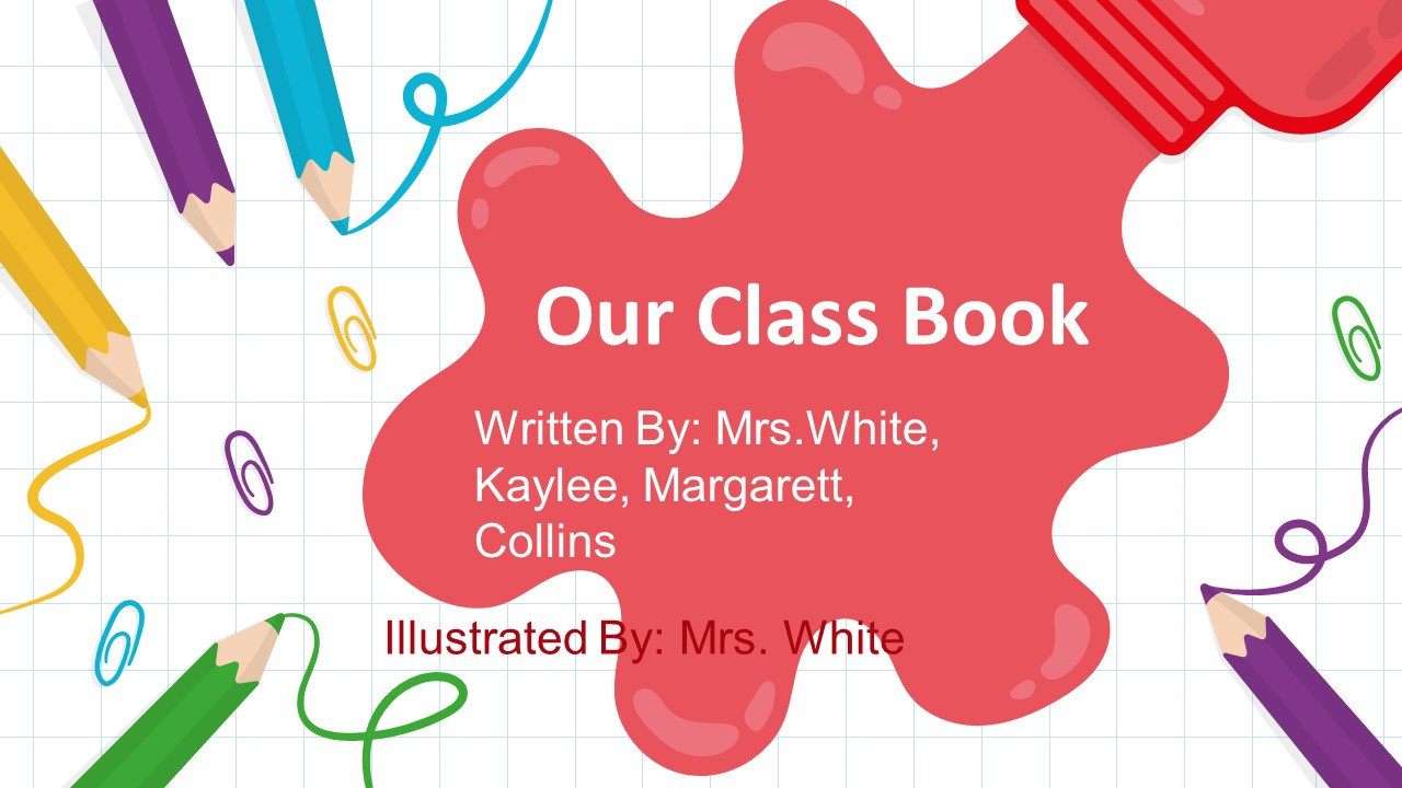 Our Class Book 1