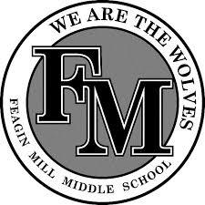 Feagin Mill Middle School logo