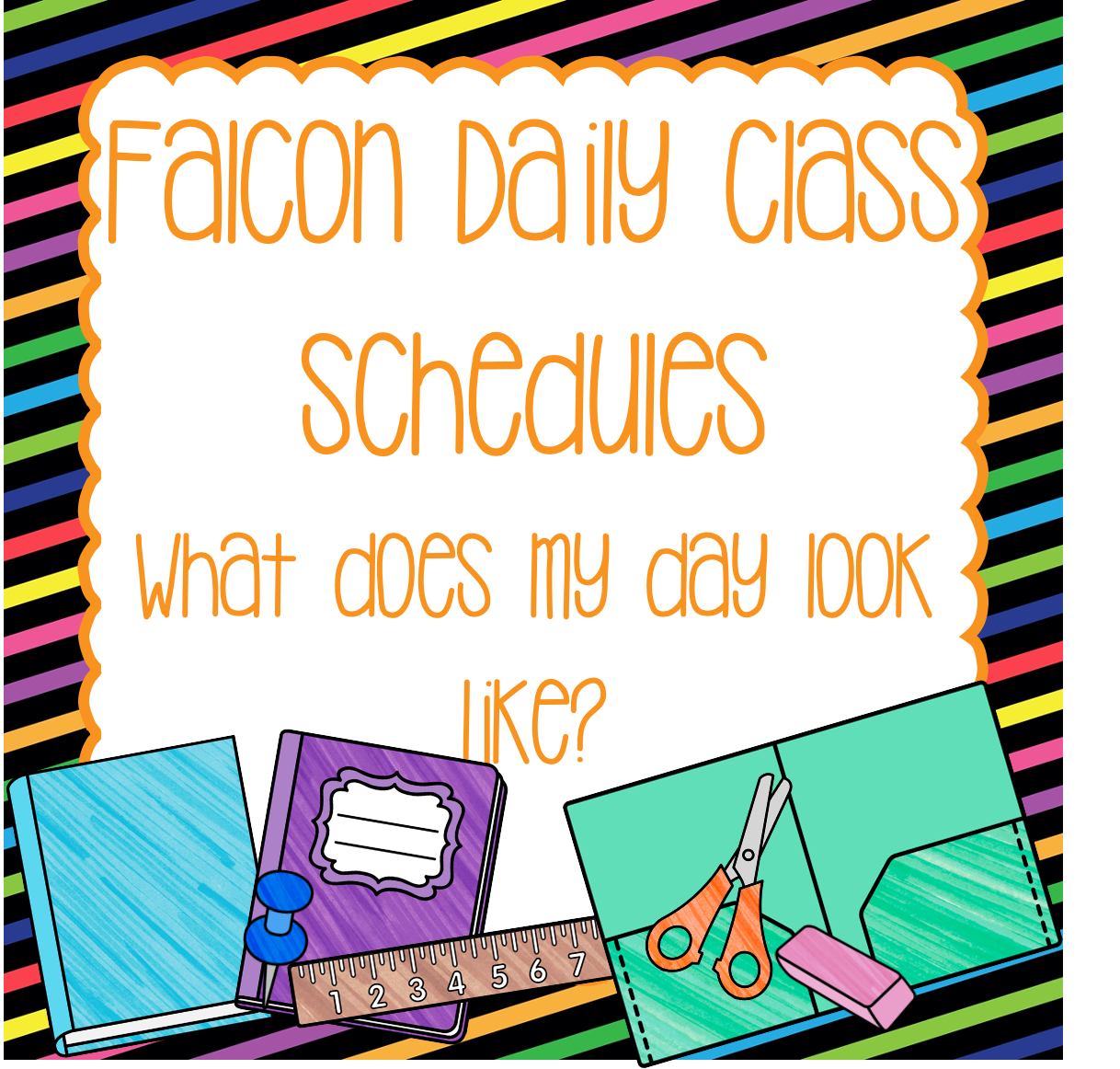 Falcon Daily Schedules