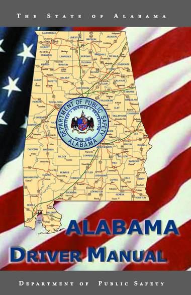 Alabama Driver Manual picture