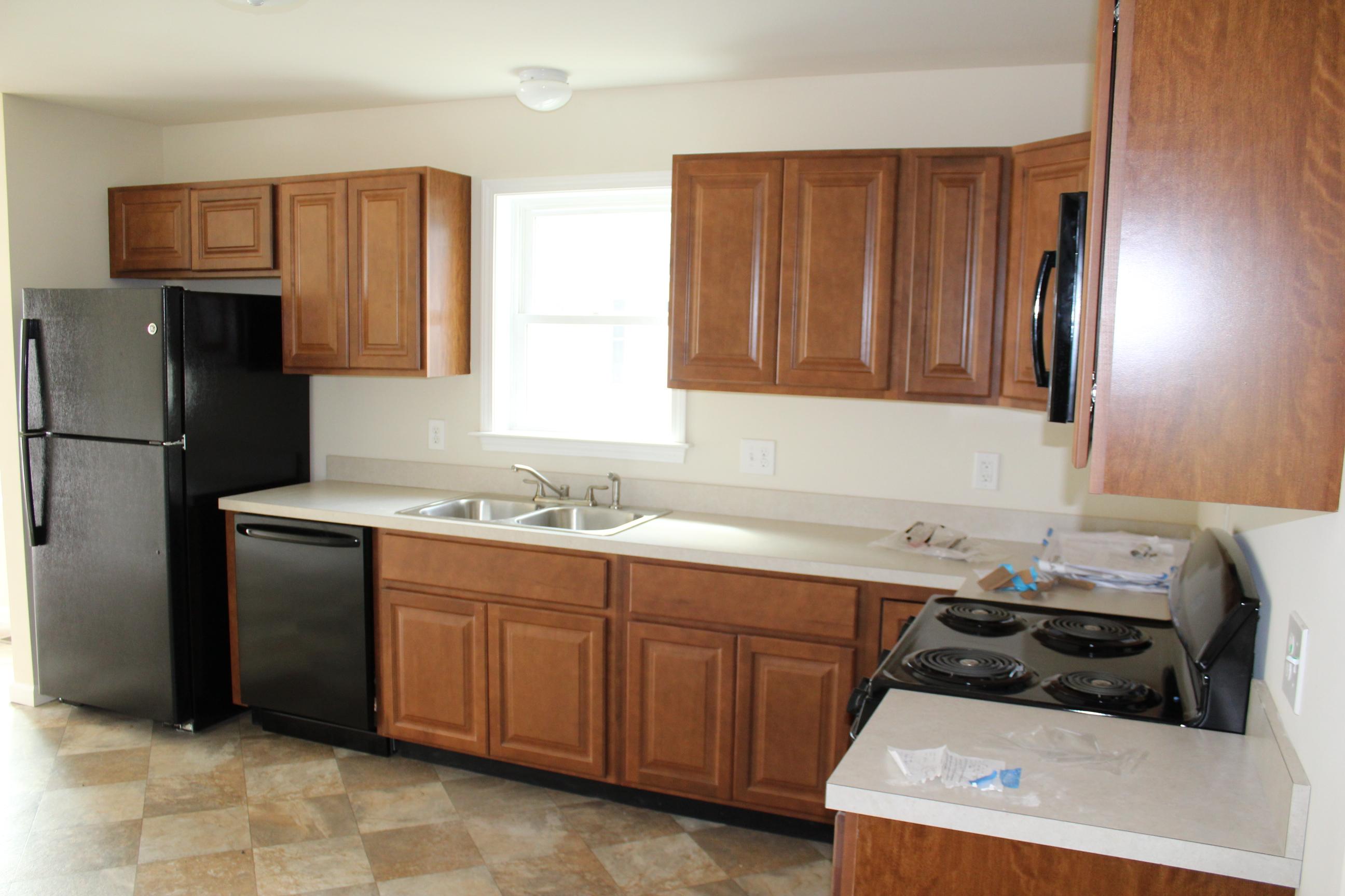 Kitchen of Mill Creek Crossings 3