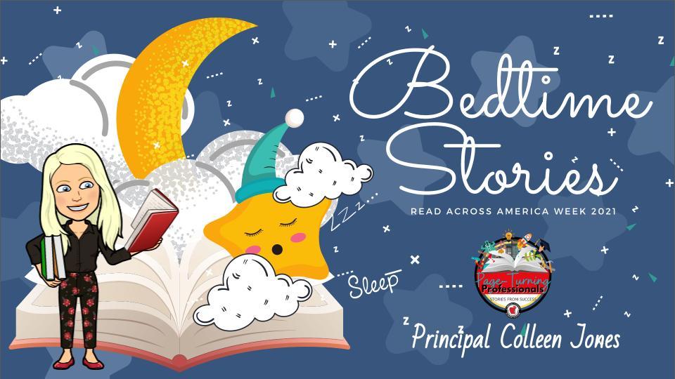 jones bedtime story
