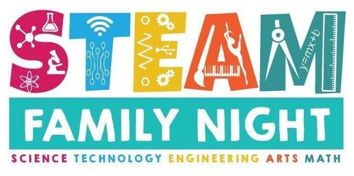 Join us for STEAM Night 2019!