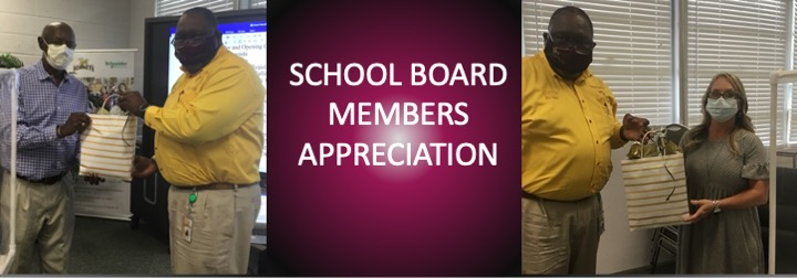 School Board Appreciation (a) 2021