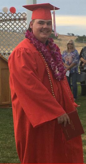 John Hogan graduate 2021