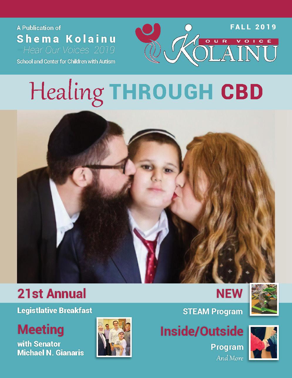 Kolainu Magazine - Fall 2019 Page 1