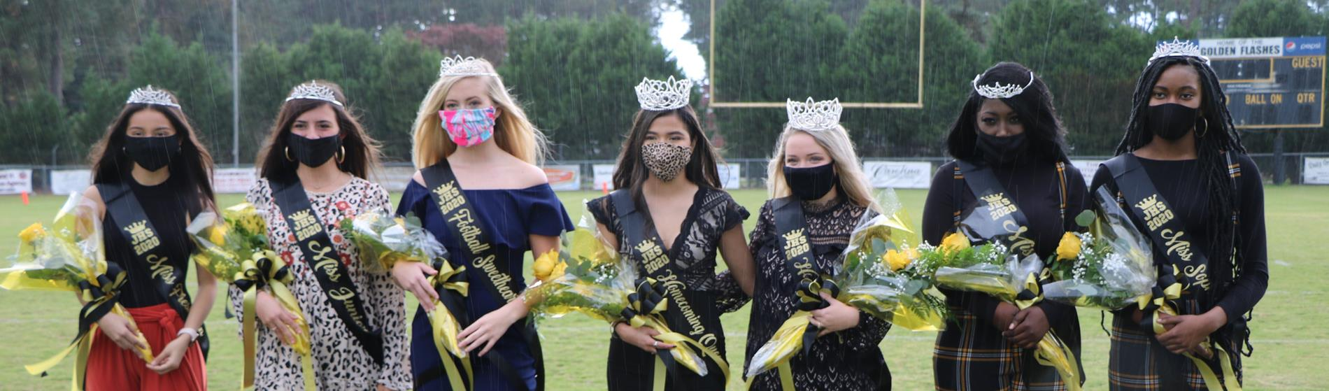 Homecoming Queens 2020