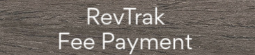 revtrak fee payment tab/link