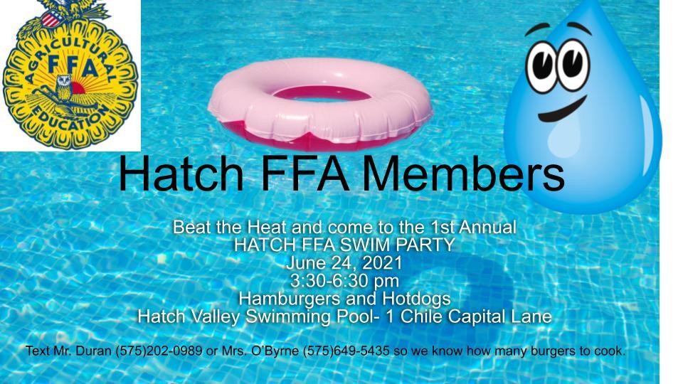 FFA Flyer