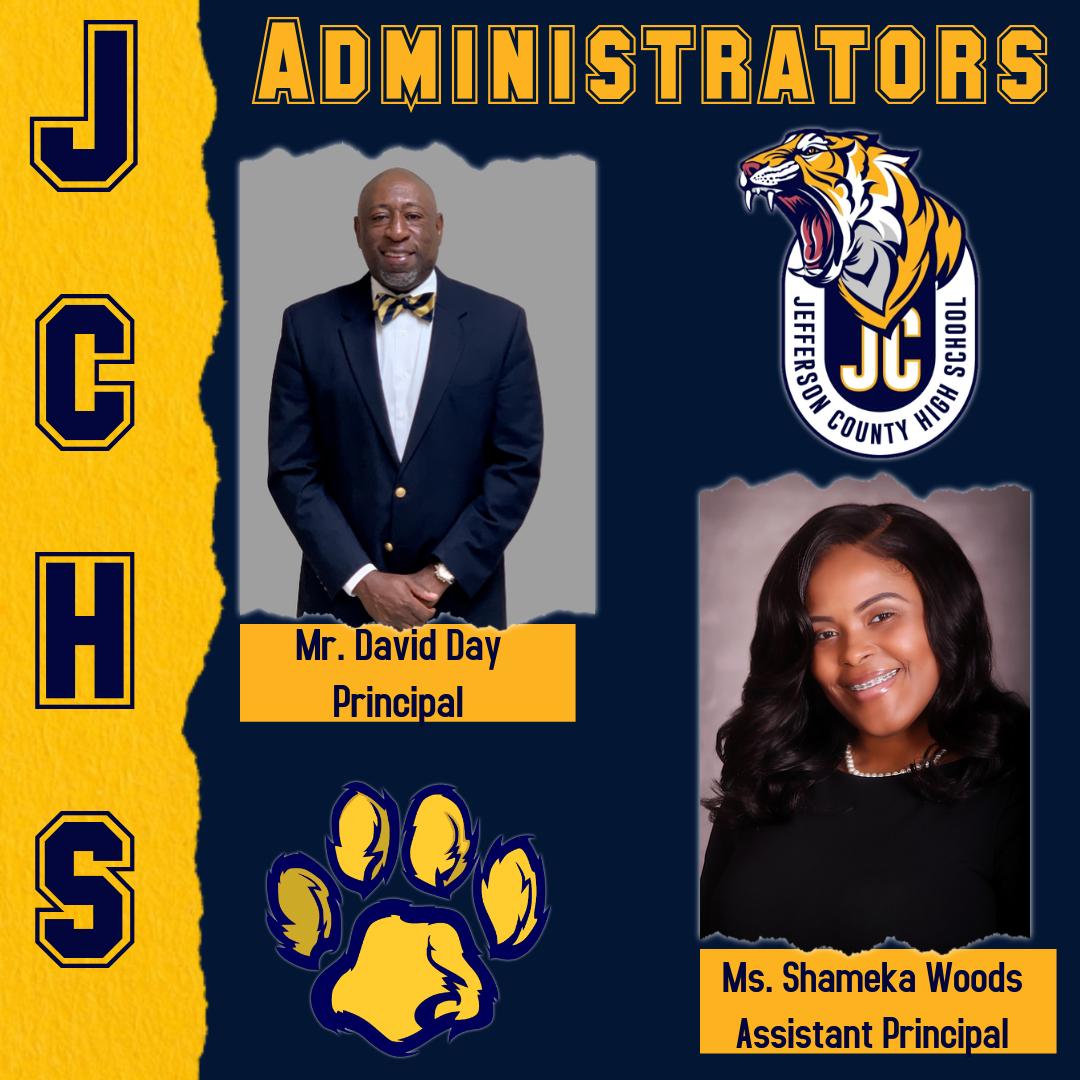 JCHS Administrators