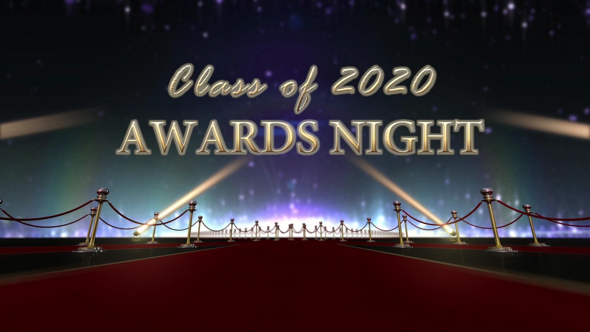 Senior Awards Night 2020