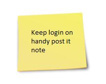 clip art note