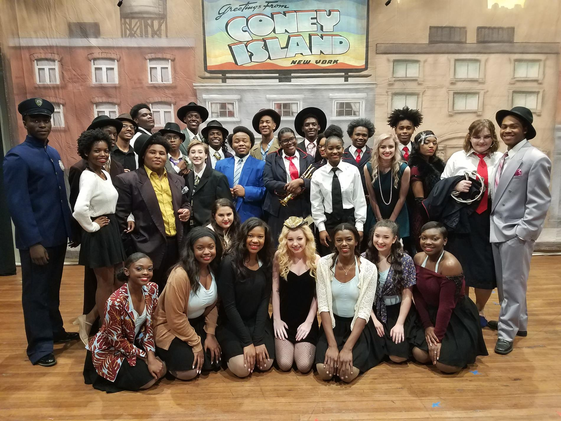 Guys and Dolls 2018
