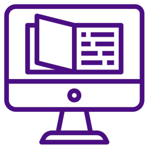 link to online learning options