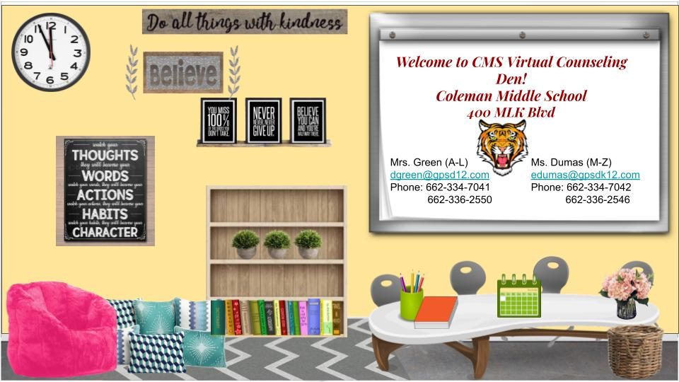 Tiger Virtual Classroom