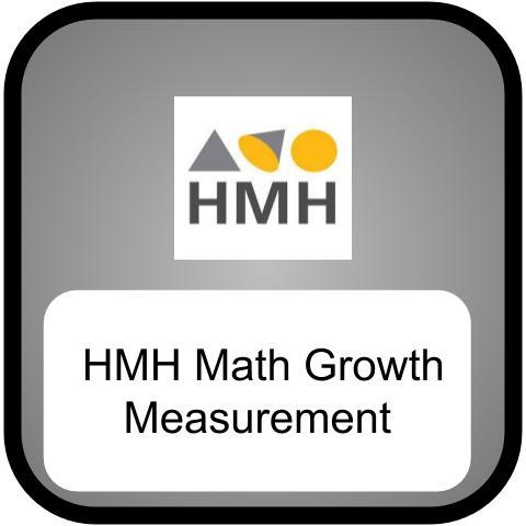 HMH Math Growth Measurement