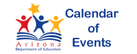 AZ DOE Calendar of Events