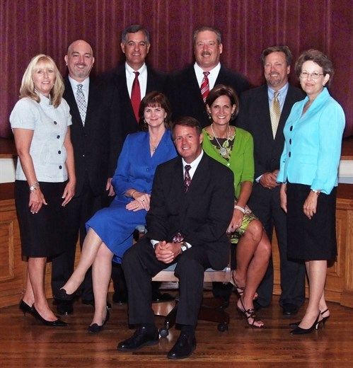 2010-2011 Executive Cabinet