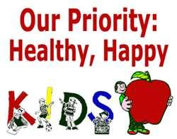 Our Priority is Healthy, Happy Kids