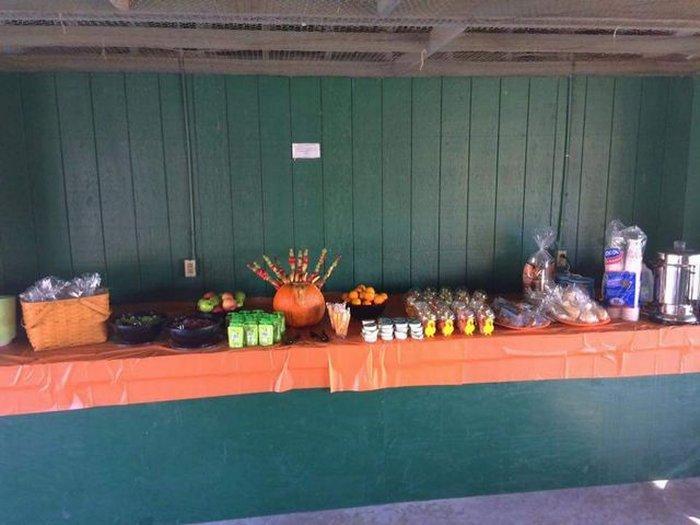 Food display.