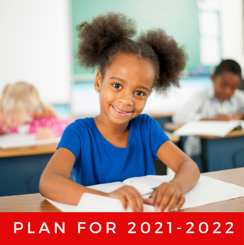 Plan for the 2021-2022 School Year