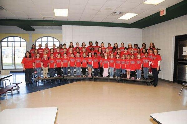 Image of CES Choir