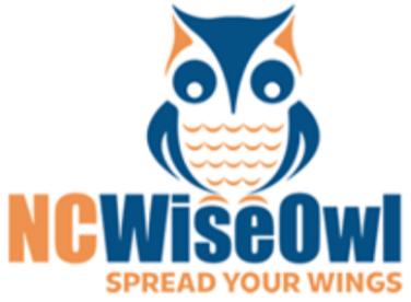 NC Wise Owl Logo