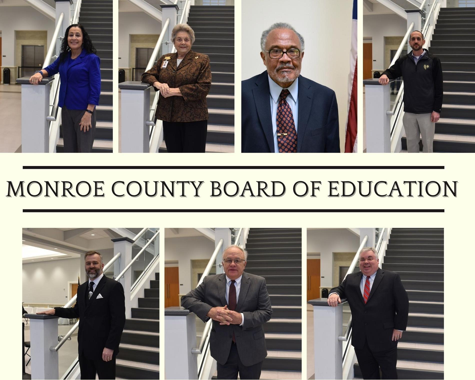 2021 Monroe County Board of Education