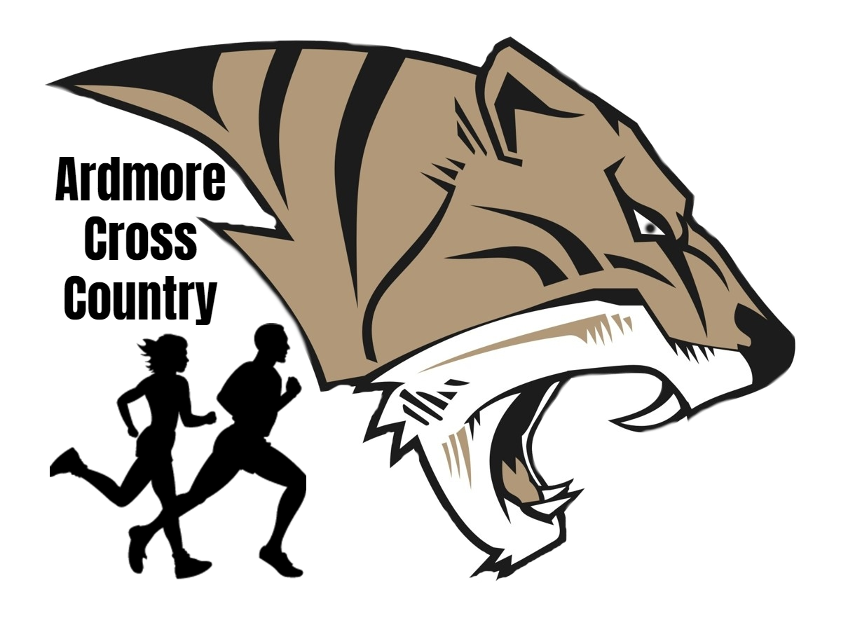 AHS Tiger Head Cross Country Logo (Click Here)